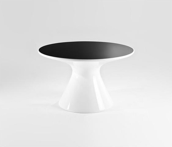 King Top Round Table by Kartell modern-coffee-tables