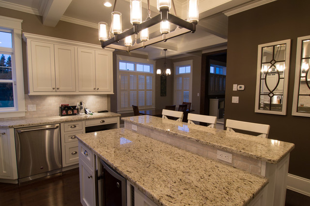 Mullaghmore Drive traditional-kitchen