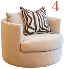 Furniture contemporary-chairs