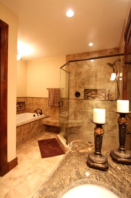 952 Gold Run Road traditional-bathroom