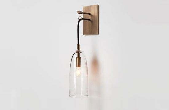 Lure Sconce By Alison Berger For Holly Hunt Modern