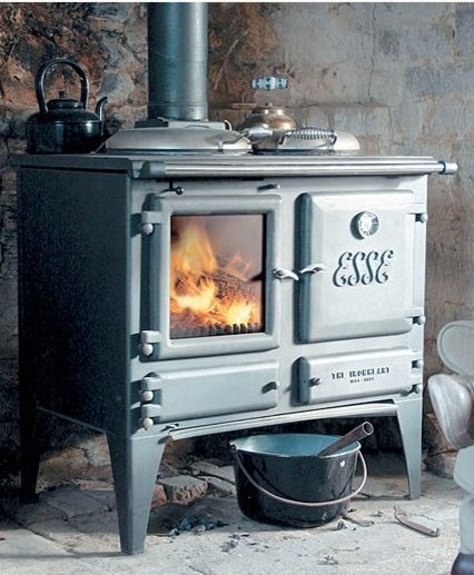 The Ironheart Range Cooker traditional-gas-ranges-and-electric-ranges