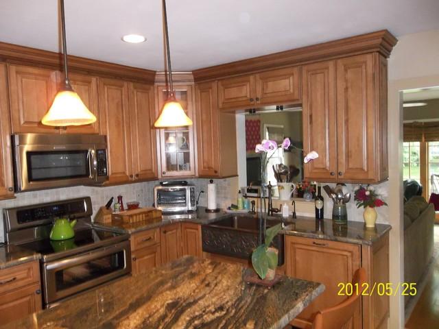 Hopewell NJ Kitchen Renovation traditional