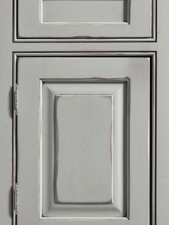 """Dura Supreme Cabinetry - Dura Supreme Cabinetry Kendall Inset Cabinet Door Style - Dura Supreme Cabinetry """"Kendall"""" inset cabinet door style in Maple shown with Dura Supreme's """"Country Traditions U"""" finish."""