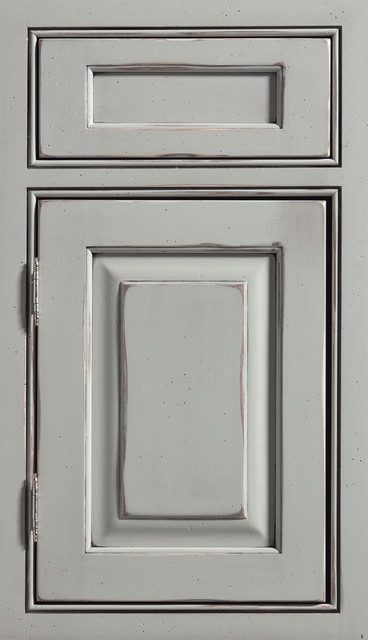 Dura Supreme Cabinetry Kendall Inset Cabinet Door Style traditional-kitchen-cabinets