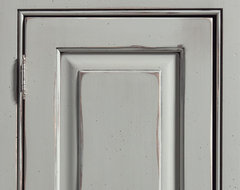 Dura Supreme Cabinetry Kendall Inset Cabinet Door Style traditional-kitchen-cabinetry