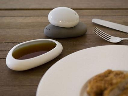 salt+pepper+soy by Toast contemporary serveware