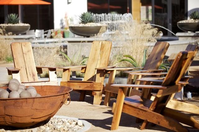 Modern Kitchens Meet PIRCH in Costa Mesa contemporary-patio