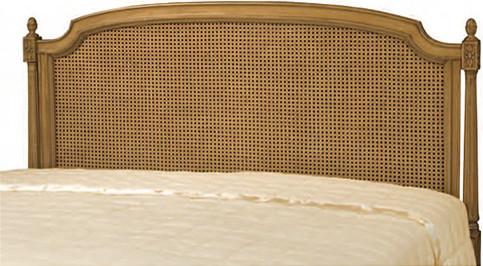 Wooden headboard style 578 traditional headboards by Traditional wood headboard