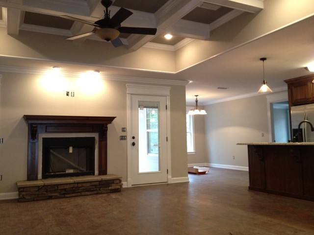 New Construction by Woodham Construction traditional