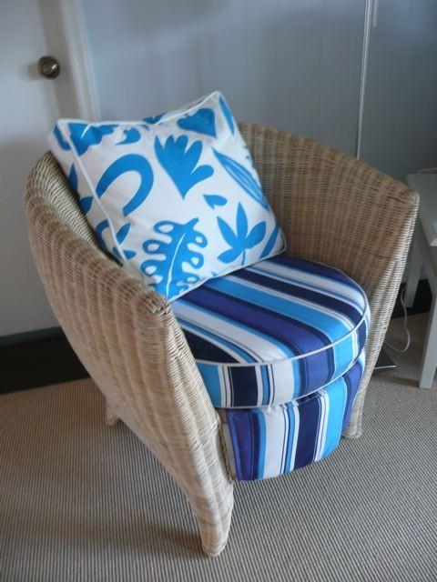 Beach House IKEA chair modern-living-room
