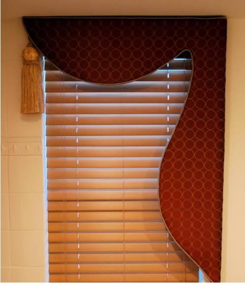 Custom Window Treatments by Creative Design Team curtains