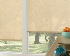 Levolor Solar Screen 3 - Solar Shades contemporary window treatments