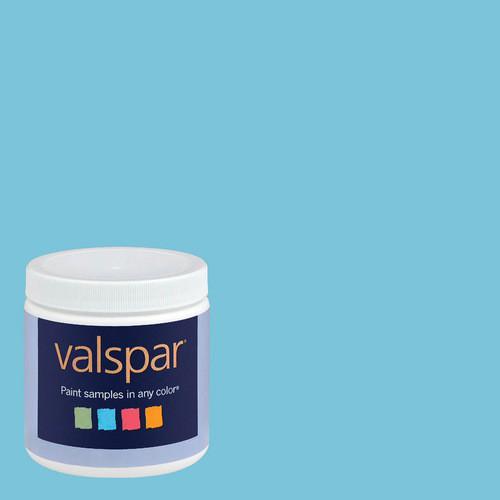 Valspar la fonda fiesta blue paint for Valspar kitchen and bath paint