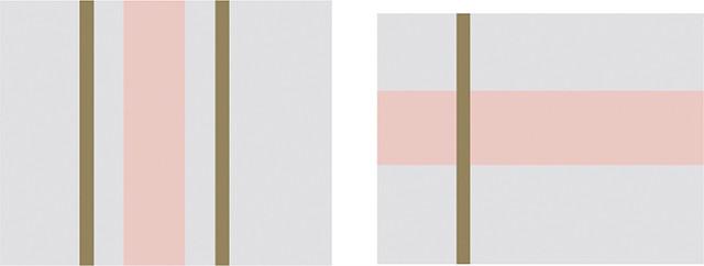 Casart Stripes Concept Combinations eclectic