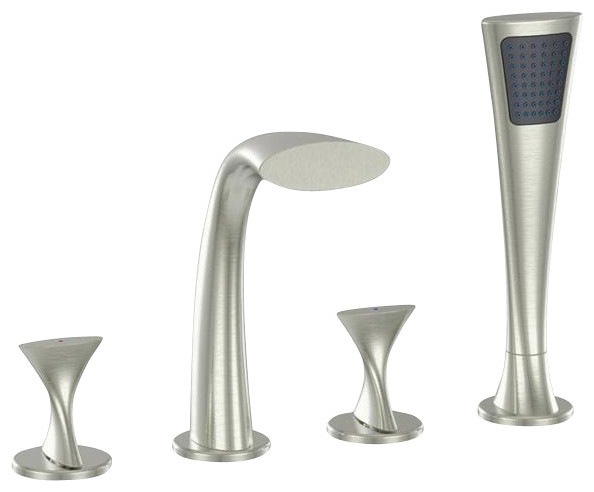 Ultra Faucets UF65343 Faucet Hand Shower modern-kitchen-faucets