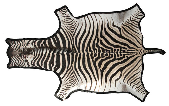 Zebra skin - photo#22