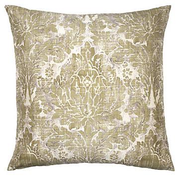 "Villagio Pillow 26"" - Apple Green modern-decorative-pillows"