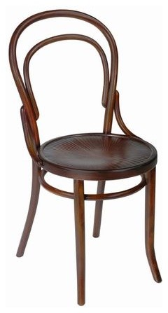 St. Germain Bistro Chairs - PAIR traditional dining chairs and benches