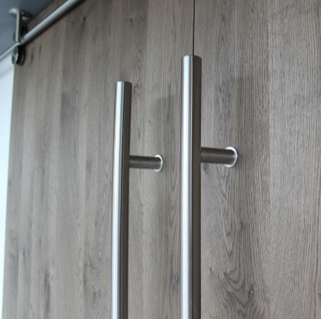 Stainless Steel Door Pull - ES2371 modern-cabinet-and-drawer-handle-pulls