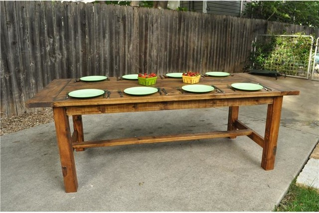 handmade dining table austin traditional dining tables austin