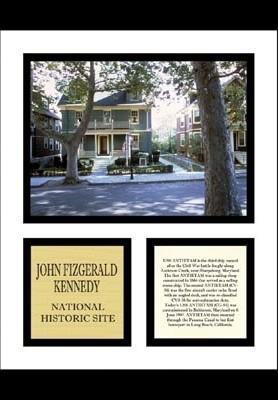 John F Kennedy National Historic Site modern-artwork