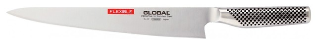 Global G Series Flexible Fillet Knife contemporary-boning-knives