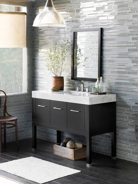 Ronbow Bath Furniture Eclectic Bathroom Vanities And
