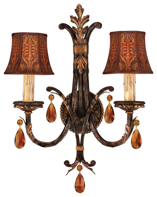 Brighton Pavillion Sconce, 304150ST - Traditional - Wall Sconces - by Masins Furniture