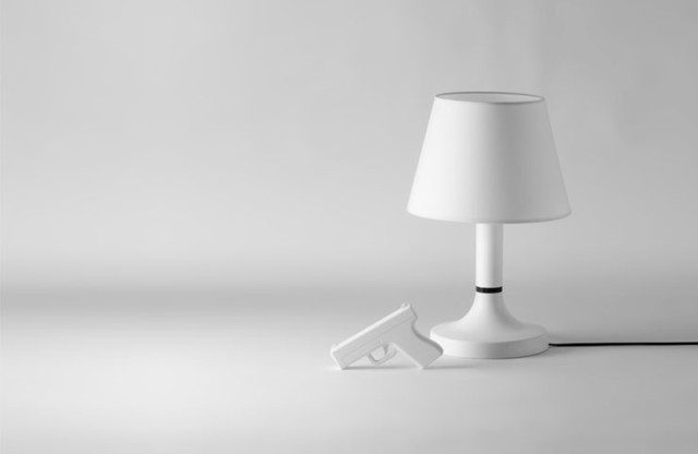 Bang! Lamp contemporary table lamps