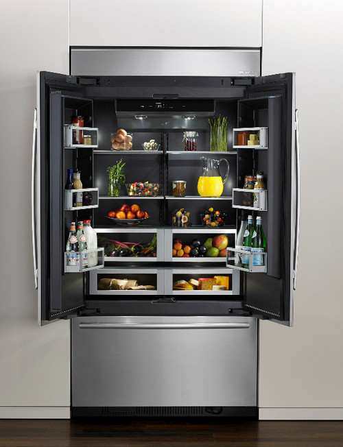 2015 Brings You The New BLACK Interior Refrigerator