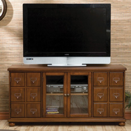 """Stockton 48"""" TV Stand modern-entertainment-centers-and-tv-stands"""