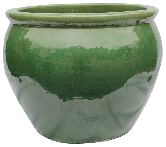 Asian plant pot anyone