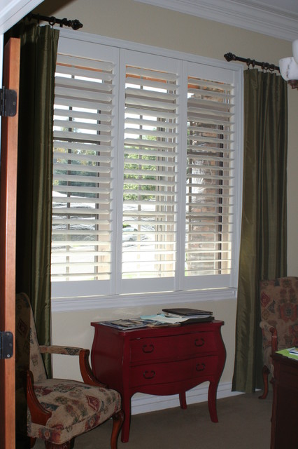 Fisher Residence traditional-interior-shutters