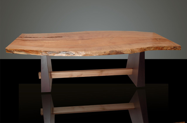 Live Edge Design Dining Tables Vancouver By