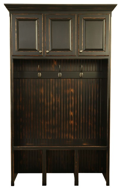 Locker Units/Mud Room Storage - Traditional - Furniture - minneapolis - by Country Cabinets