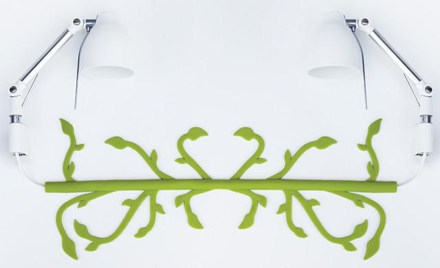 Florafil eclectic-cable-management