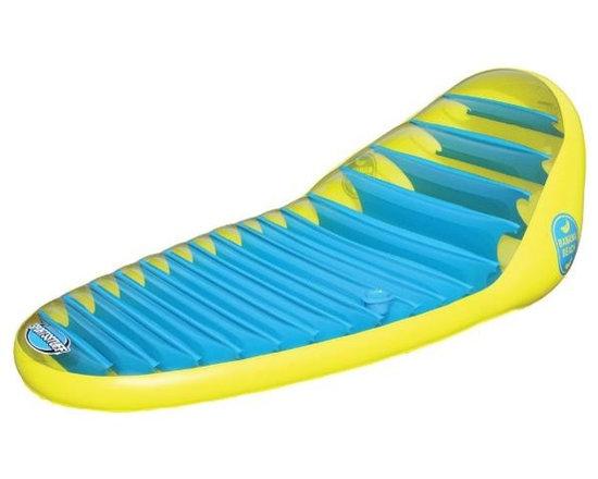 Banana Beach Lounge Float - -Cute and unique design!