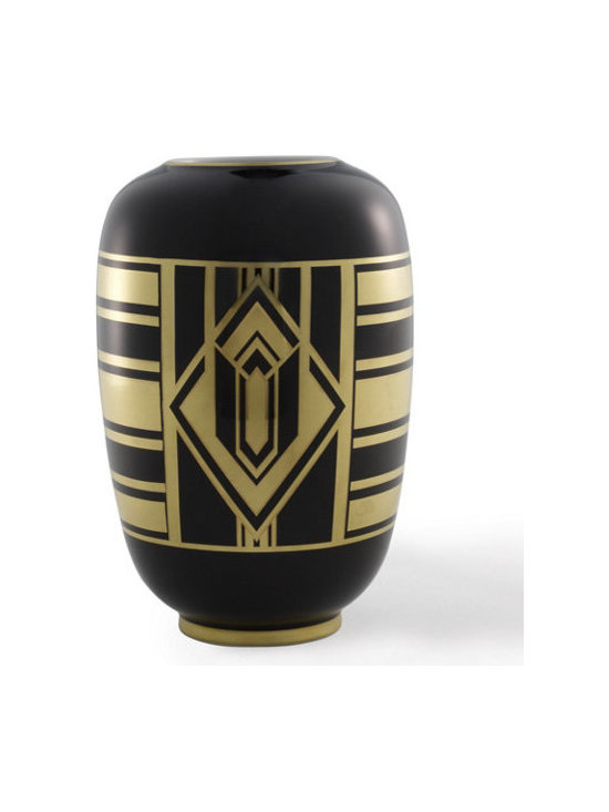 Callia Diamond Deco Vase -