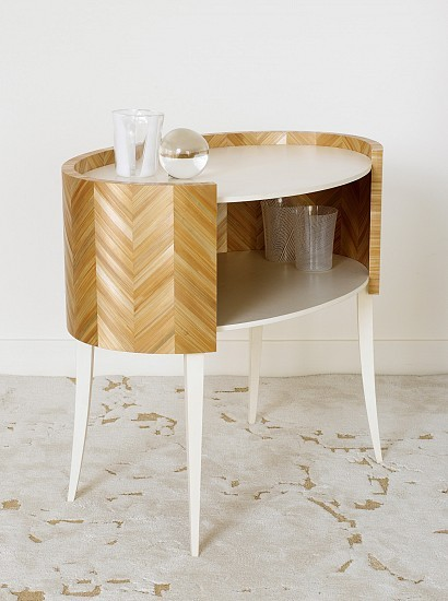 CM Side Table by Jallu Ebenistes contemporary-side-tables-and-end-tables