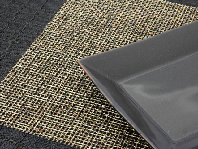 Chilewich Lattice Placemats modern-tabletop