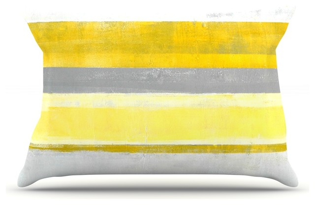 Yellow Throw Pillow Cases : CarolLynn Tice