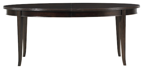 Oval Dining Table traditional-dining-tables