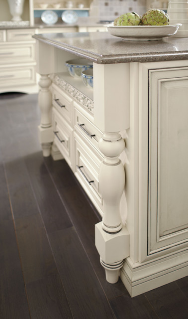 Carved country island leg traditional kitchen islands and kitchen