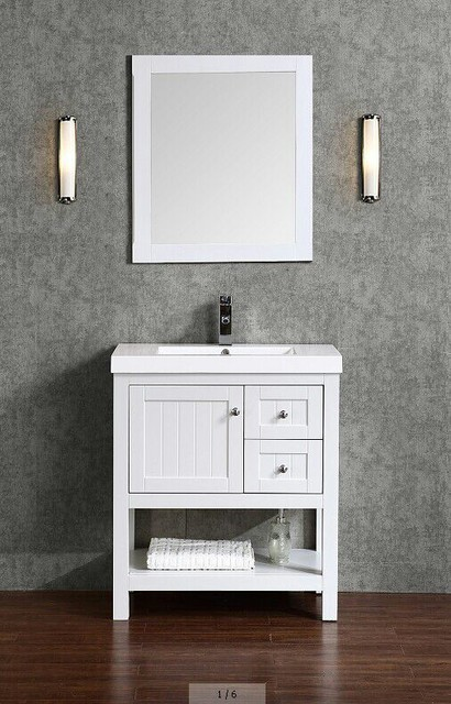 new bathroom vanities by ari kitchen and bath beach style bathroom