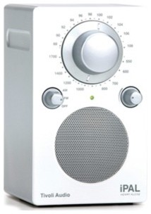 iPAL in High Gloss White / Silver modern-home-electronics