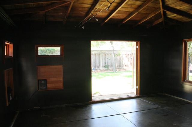 6AM Studio modern-home-gym