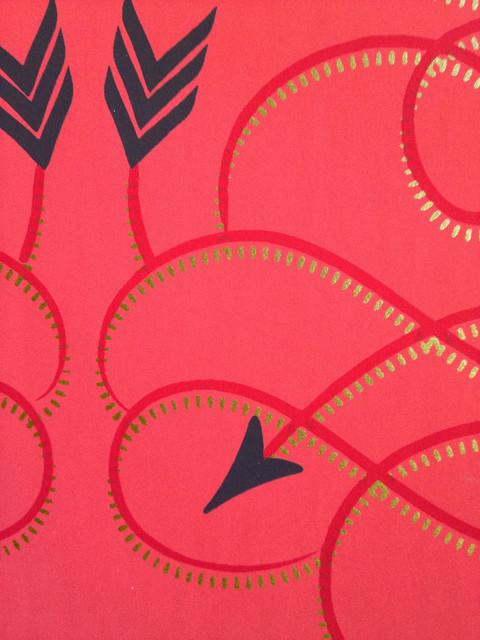 Tackapousha Wallpaper, Sideshow, Sample contemporary-wallpaper