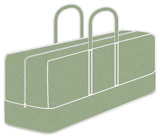 RainShield Cushion Storage Bag Cover Frontgate