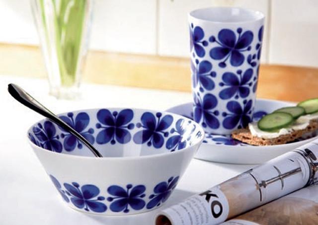 Rorstrand Mon Amie Bowl contemporary-dining-bowls